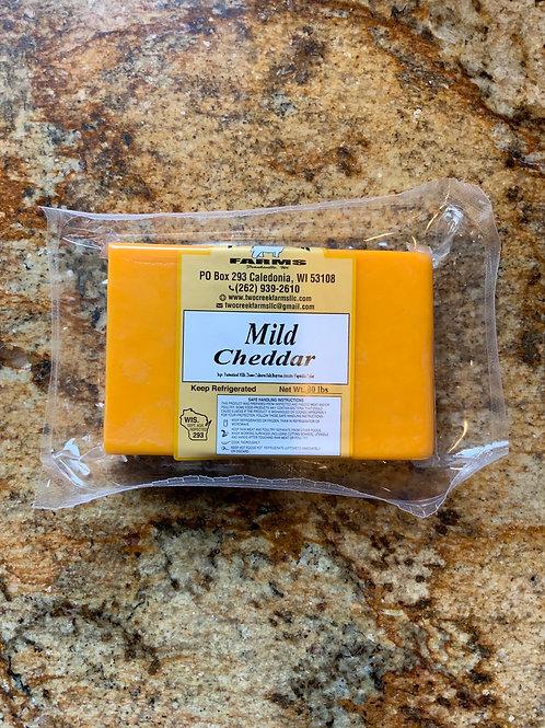 Mild Cheddar Block Cheese