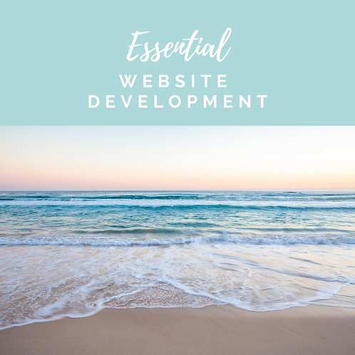 Essential Website Development