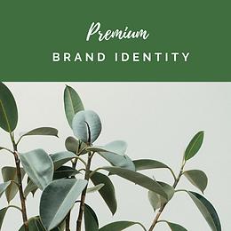 Premium Brand Identity