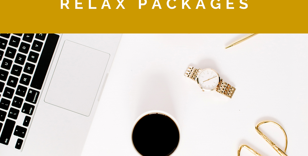 Basic Relax Package
