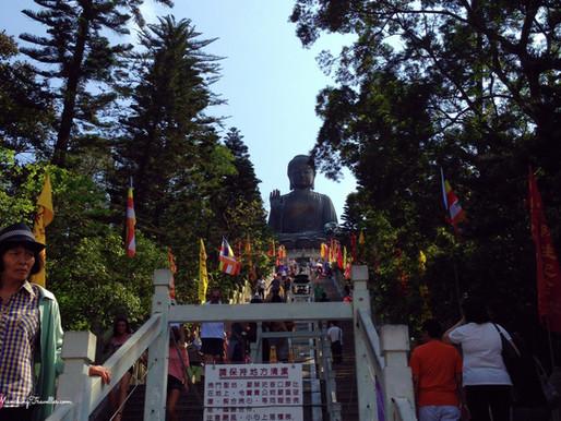 Ngong Ping 360, Big Buddha and Po Lin Monastery, Lantau Island, Hong Kong