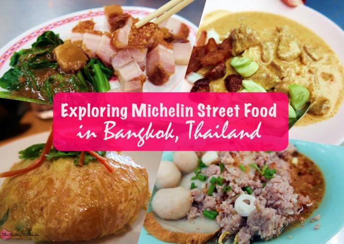 Exploring Michelin Street Food in Bangkok, Thailand