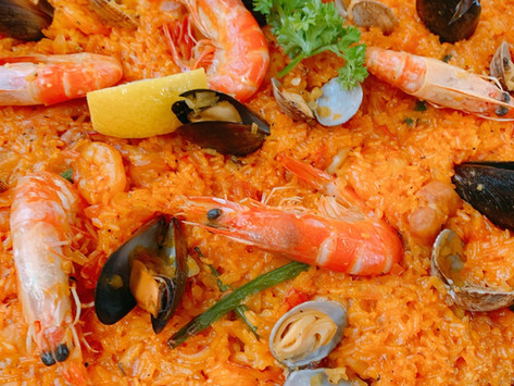 Travel to Spain at Don Quijote Spanish Restaurant