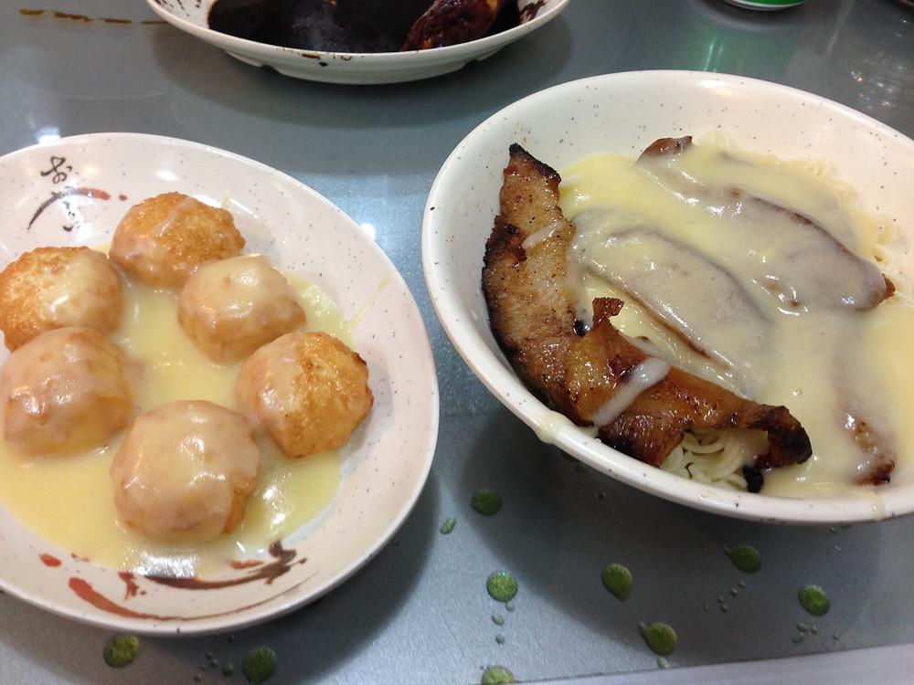Sun Kee Cheese Noodles, Hong Kong