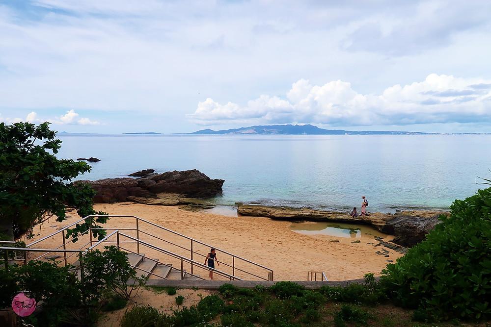 Diamond Beach, Okinawa, Japan