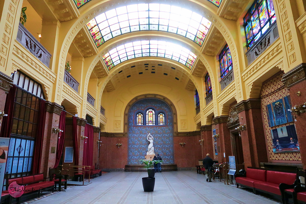 Gellert Spa and Bath Experience in Budapest, Hungary