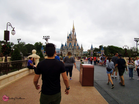 Getting to Walt Disney World for first-timers, Orlando, Florida, United States of America
