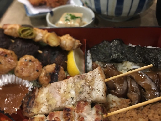 Affordable Lunch Sets at Nanbantei, Singapore