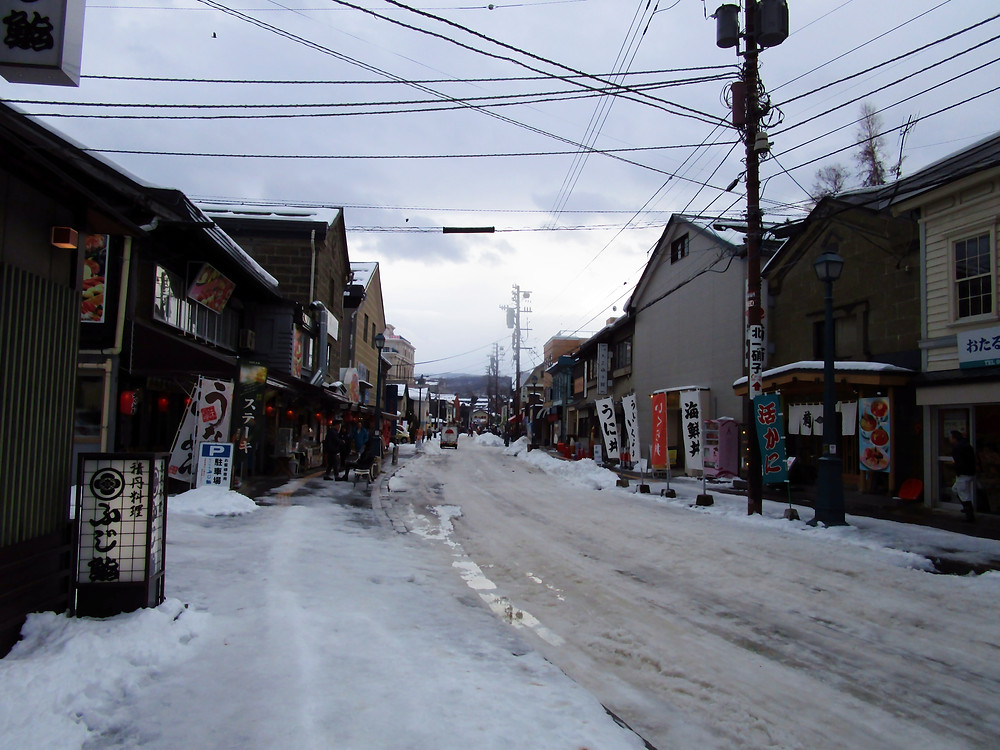 Sakaimachi Shopping Street