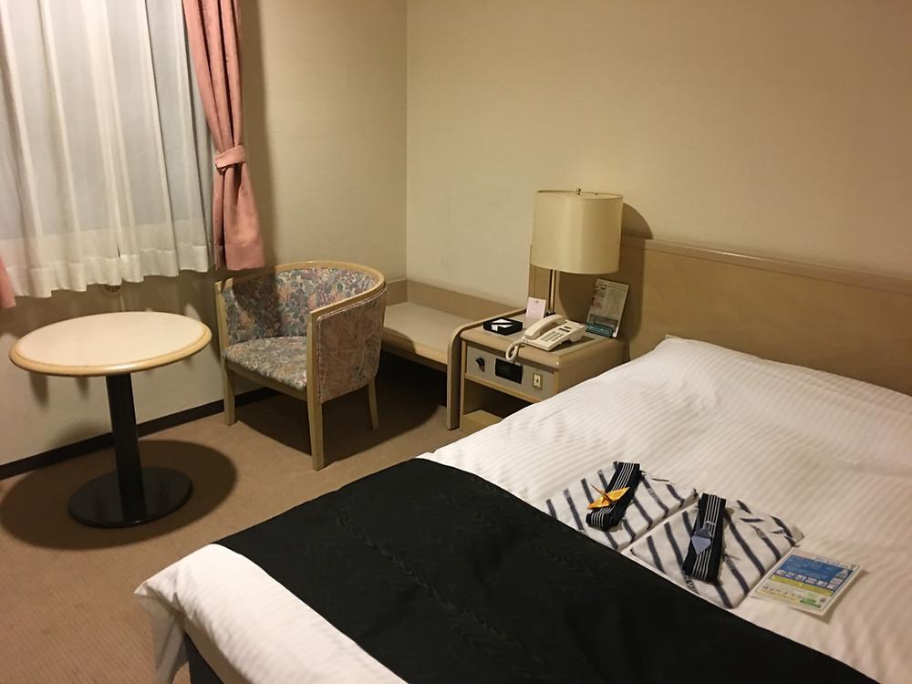 APA Hotel Sapporo Susukino Ekimae, Japan