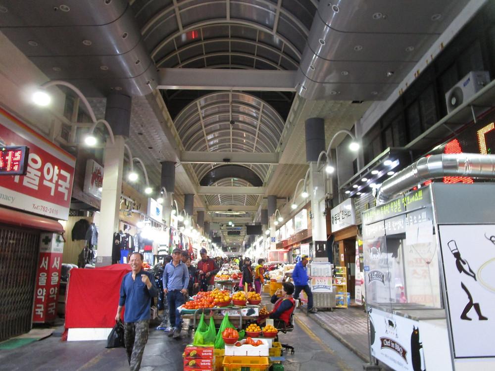 Seogwipo Olle Market