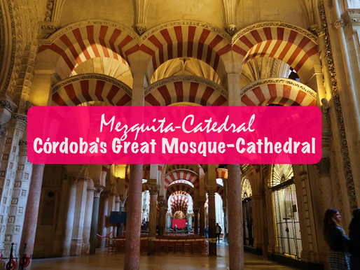 Mezquita-Catedral, The Great Mosque Cathedral of Córdoba, Spain