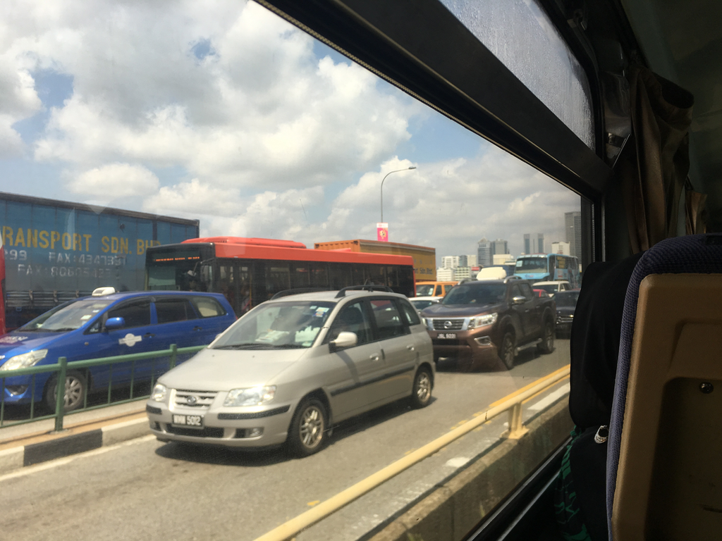 How to get to Johor Bahru, Malaysia from Singapore by Train