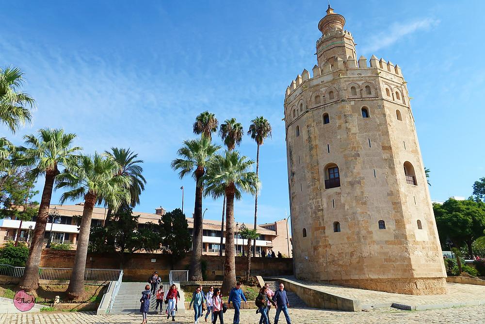Torre del Orro, Seville, Spain