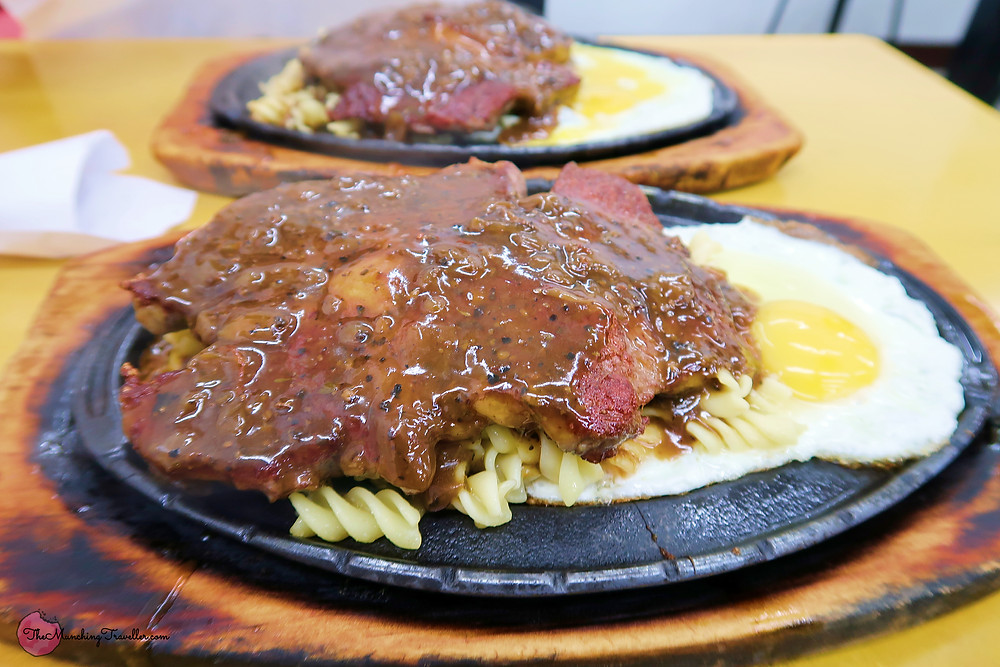 Taiwanese Beef Hot Plate, Shilin Night Market, Taipei, Taiwan