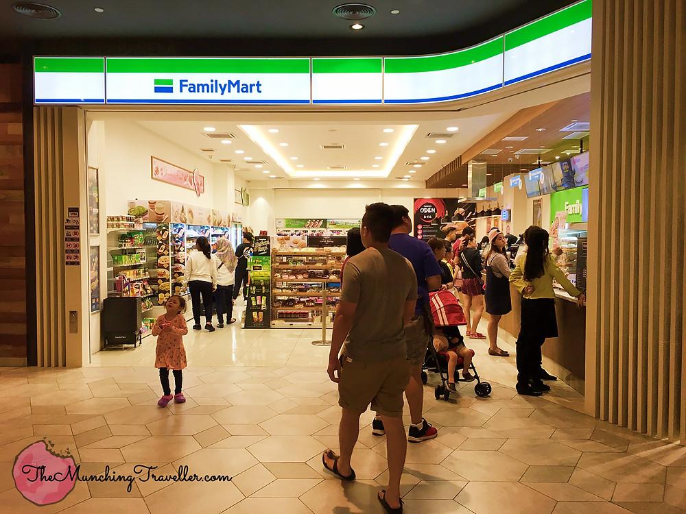 Family Mart Johor Bahru