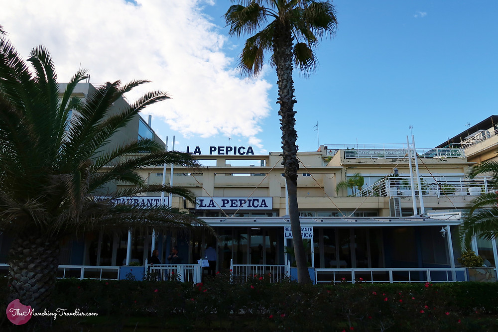 Where to find the best paella in Valencia, Spain? La Pepica