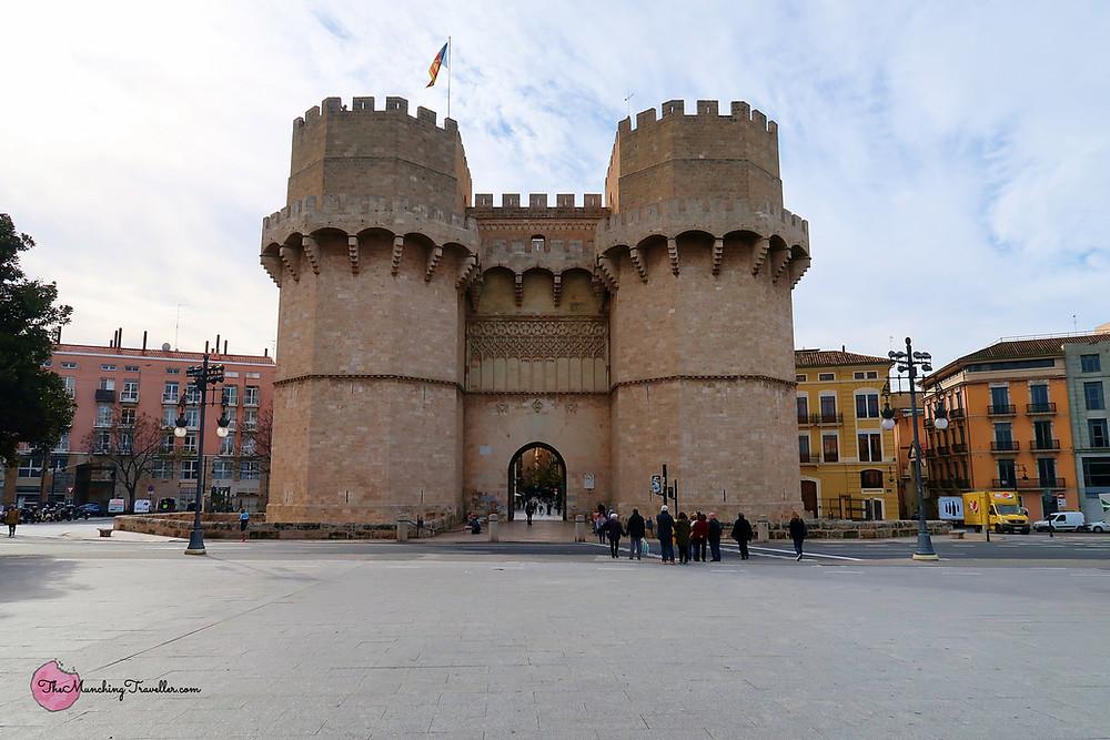 Torres de Serrano, Valencia, Spain