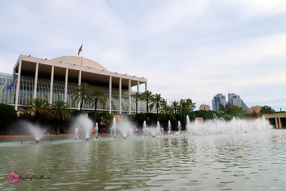 Palau de la Música de València, Spain