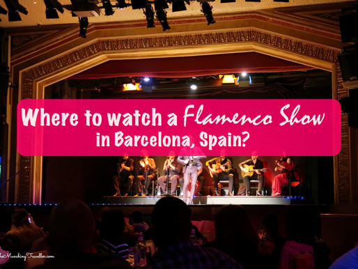 Where to watch a Flamenco Show in Barcelona, Spain?