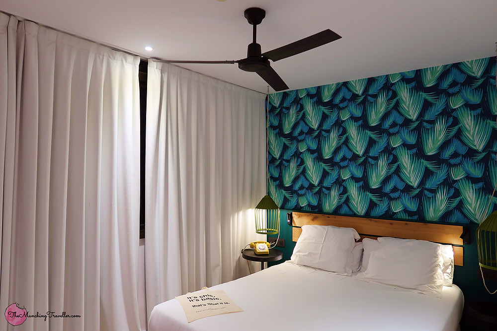 Chic and Basic Lemon Boutique Hotel in Barcelona, Spain
