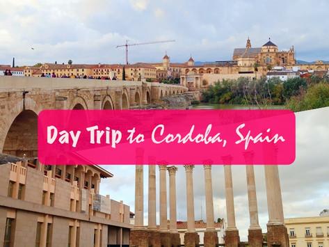 Day Trip to Córdoba, Spain