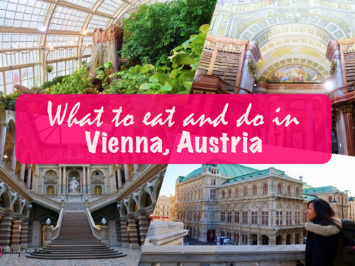 27 things to do and eat in Vienna, Austria