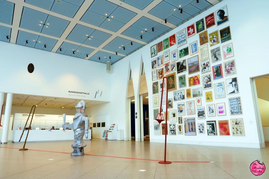 Budeskunsthalle, Museum Mile, Bonn, Germany