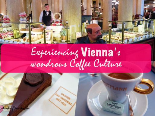 Experiencing the wondrous Viennese Coffee House Culture