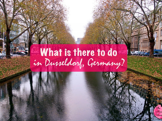 What is there to do in Düsseldorf, Germany?