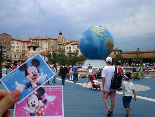 Experience Tokyo Disneysea