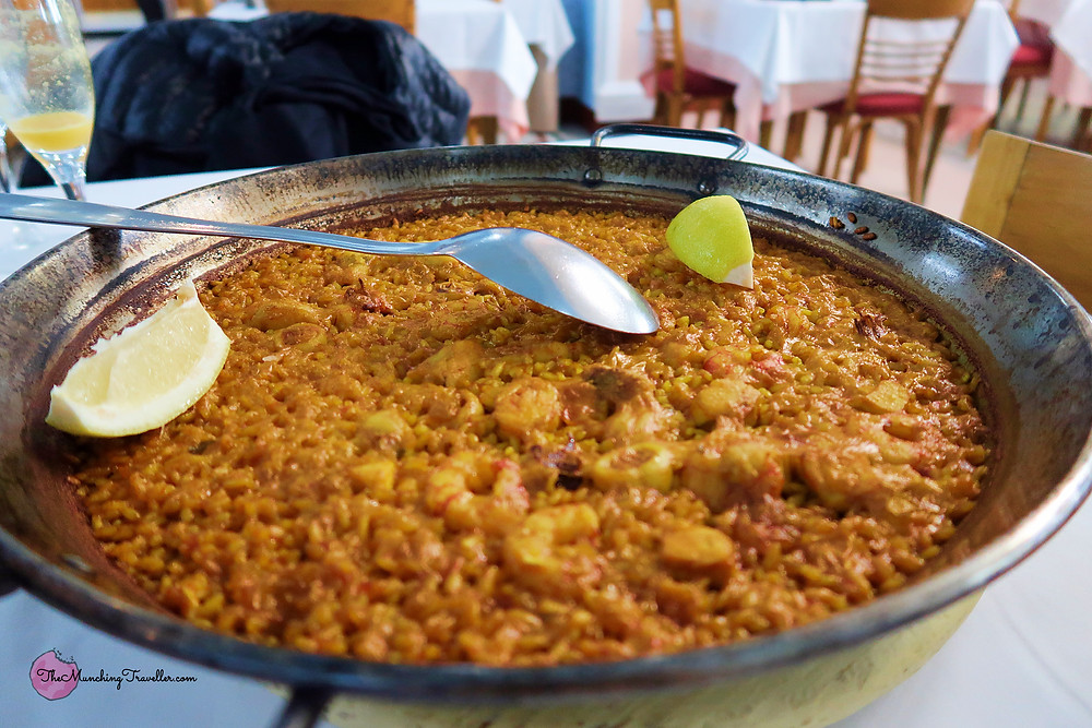 Where to have Paella in Valencia, Spain? La Pepica