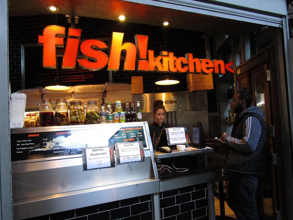 Fish! Kitchen @ Borough Market