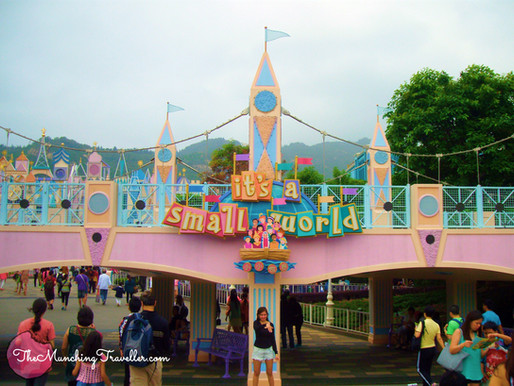 All you need to know about Hong Kong Disneyland