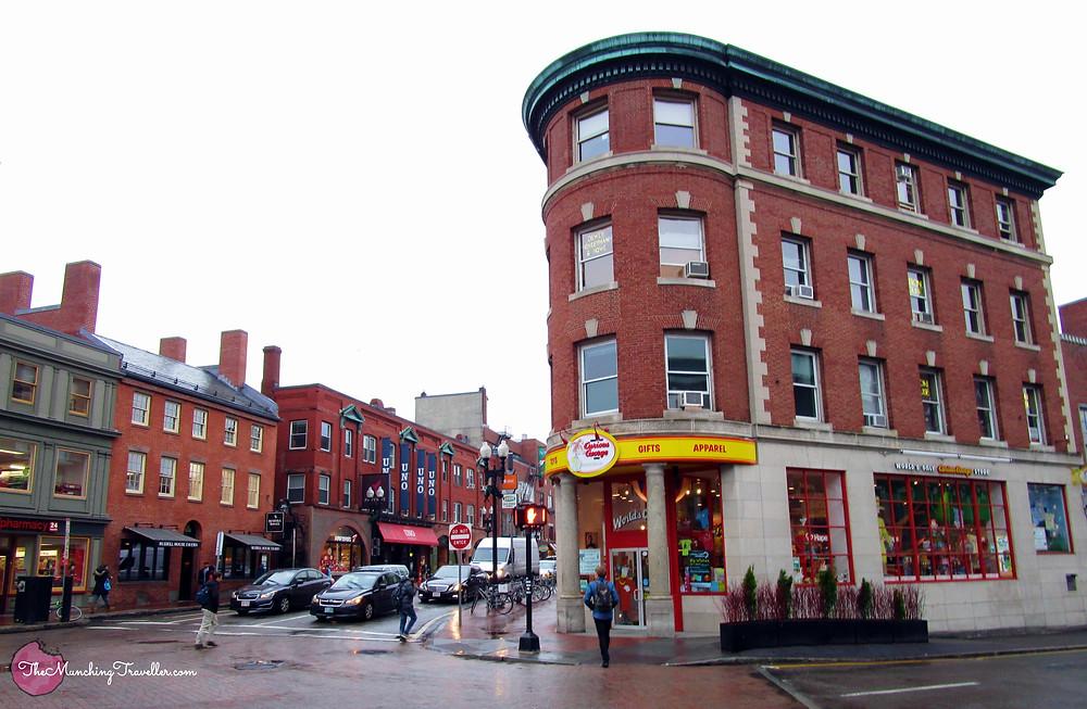 Harvard, Cambridge, Boston, United States of America