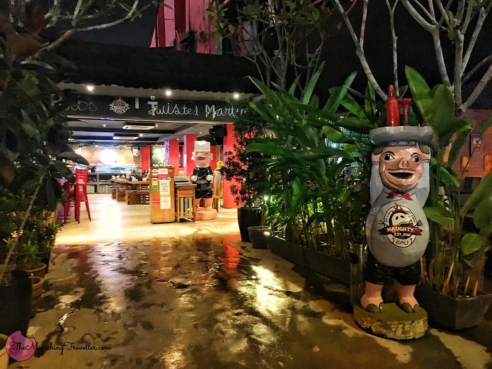 Get the best ribs in Johor Bahru at Naughty Nuri Warung (Naughty Bali)!