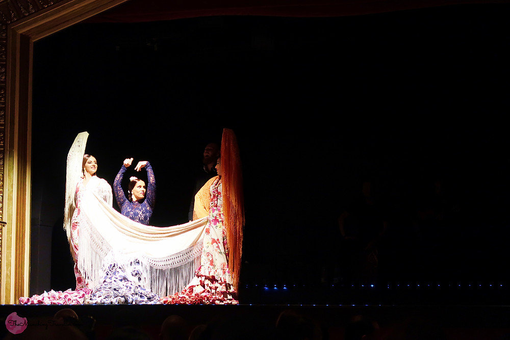 Palacio del Flamenco, where to watch flamenco shows in Barcelona, Spain