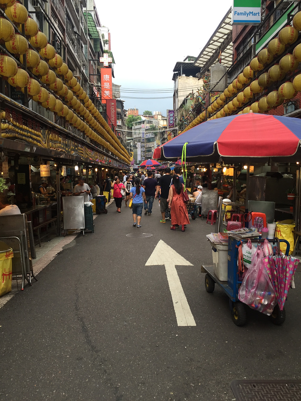 Keelung Miao Kou Night Market