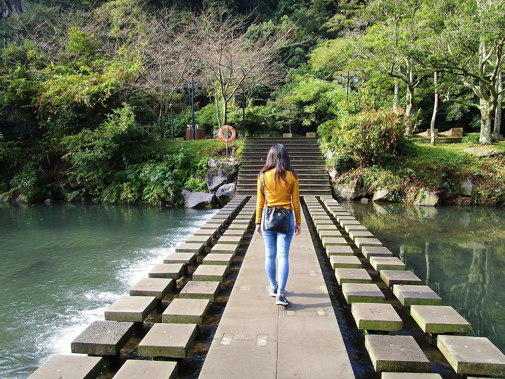 Cheongjiyeon Waterfall Park