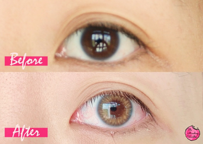 Olens Spanish Real Collection Colour Contact Lens