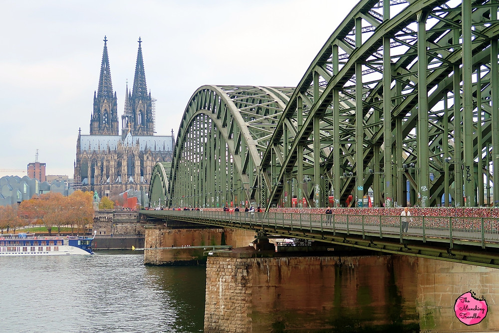 City Hopping in Germany: Dusseldorf, Cologne, Bonn Itinerary