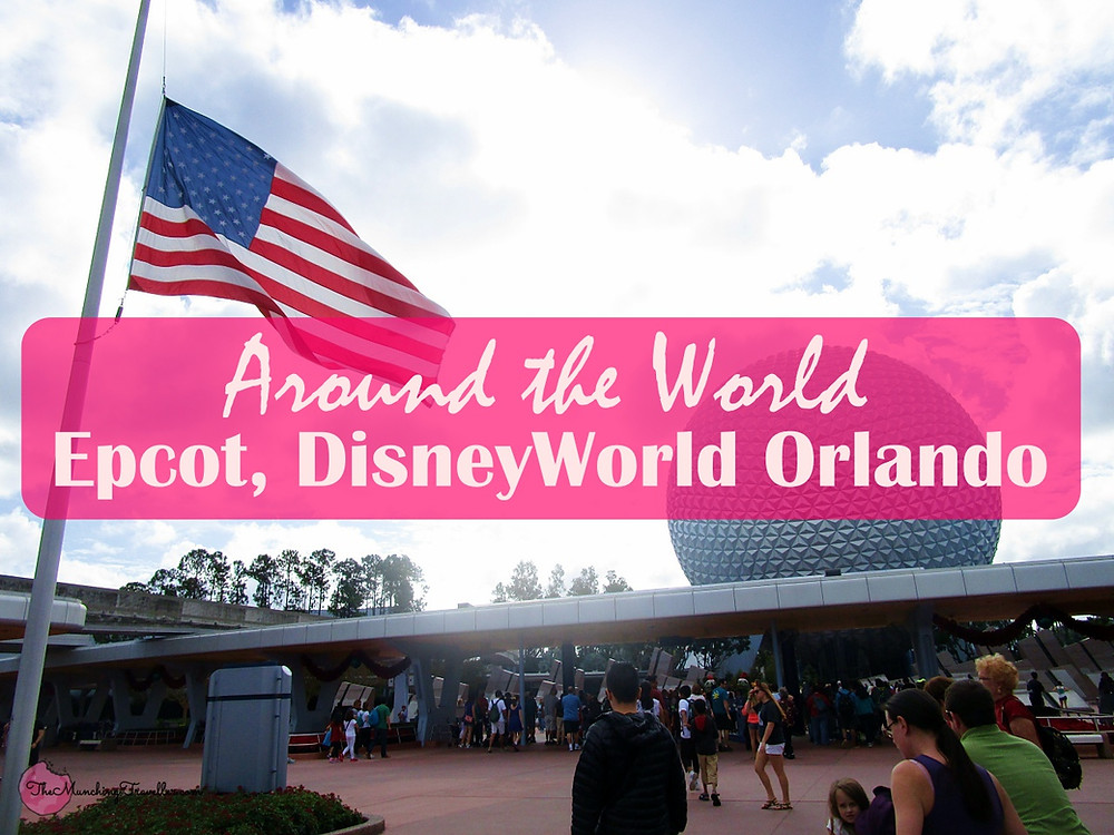 Epcot DisneyWorld Orlando