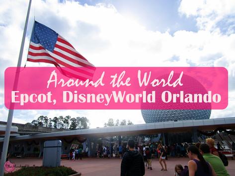 Around the world in Epcot, Walt Disney World Orlando