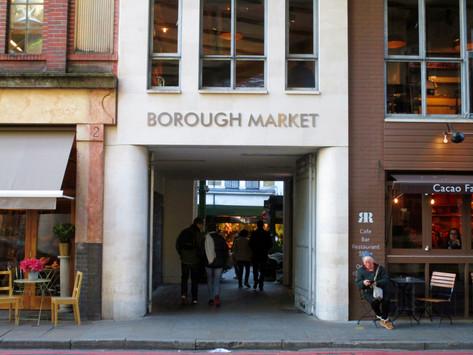 10 things to eat at Borough Market, London