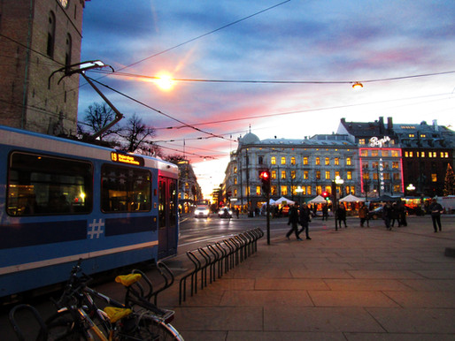 Travelogue - 72 hours in Oslo