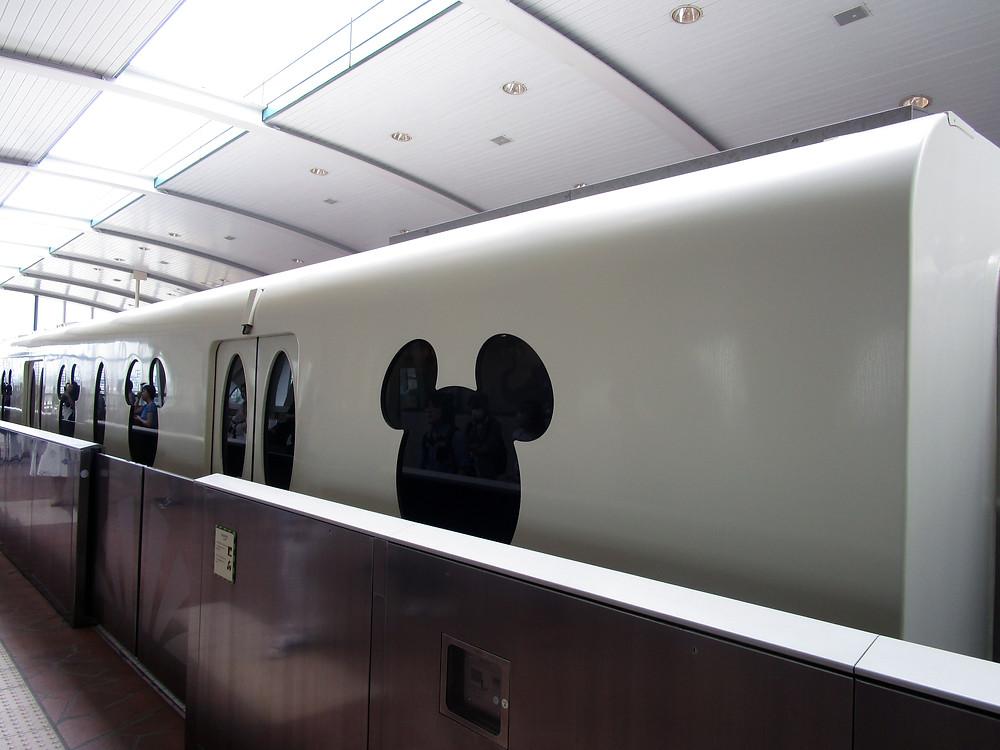 Disney Resort Line, Tokyo Disney Resorts