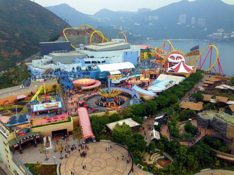 Hong Kong Ocean Park Guide and Travel Tips