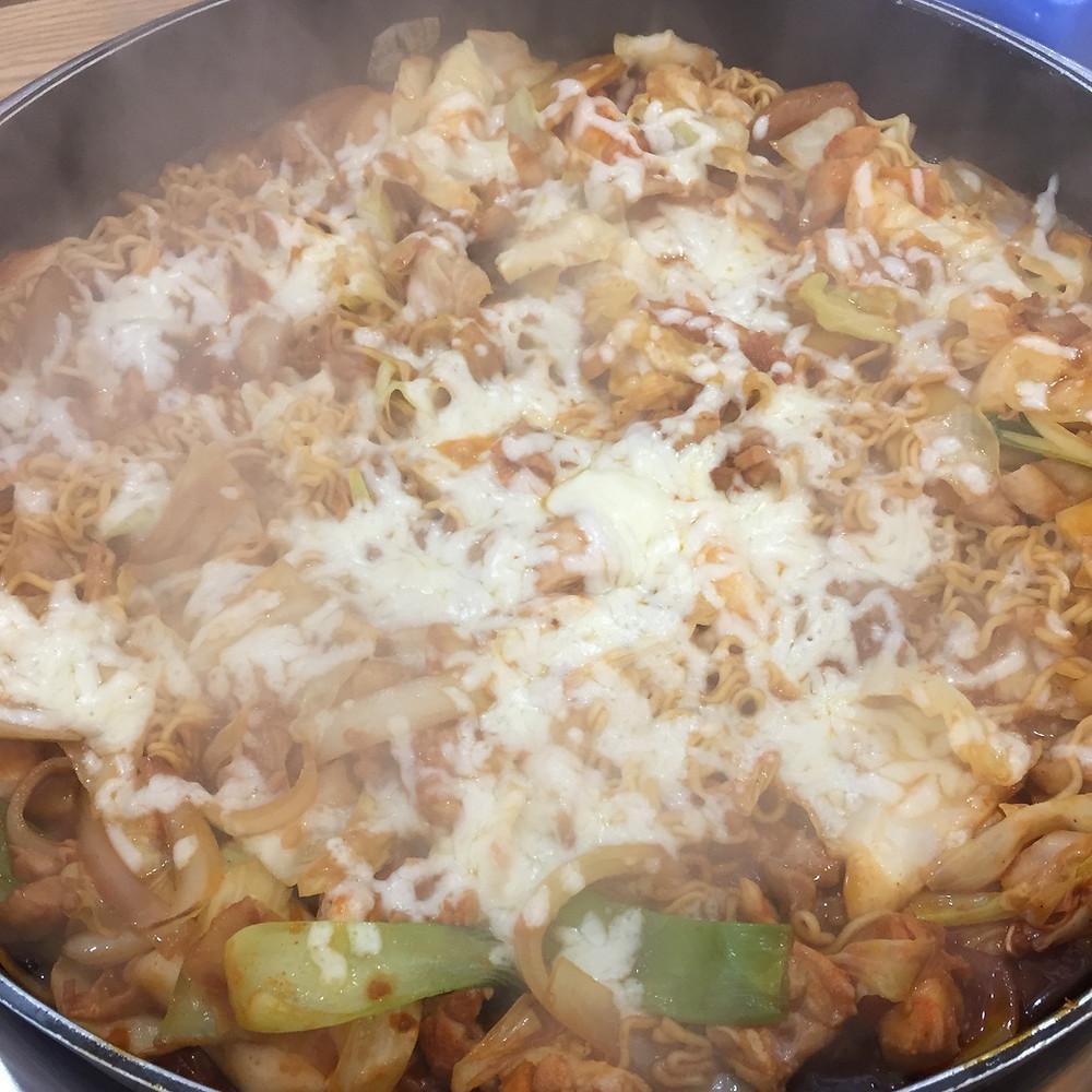 Paik's Pan Sizzling Korean Chicken
