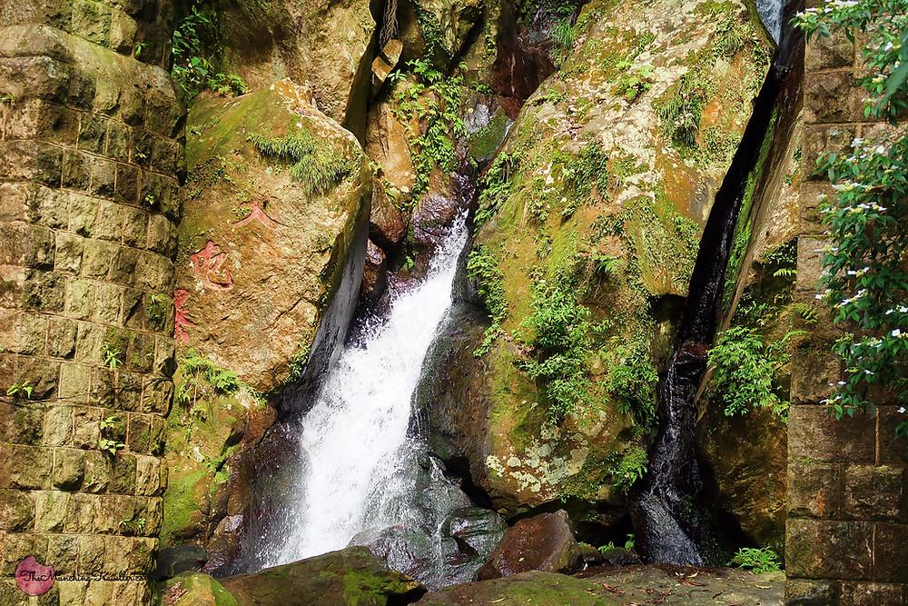 Datun Falls, Yangmingshan National Park, Taipei, Taiwan