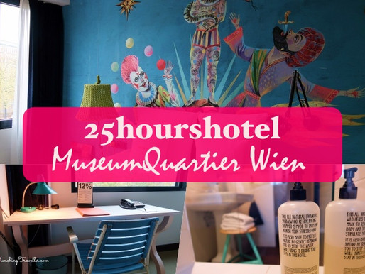 Hotel Review: 25hours Hotel at MuseumQuartier, Vienna, Austria